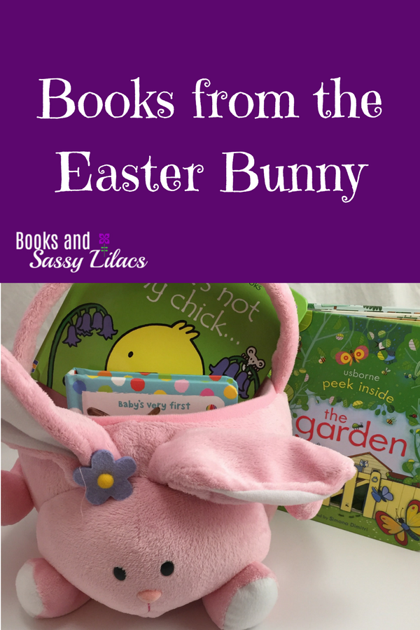 Books from the Easter Bunny