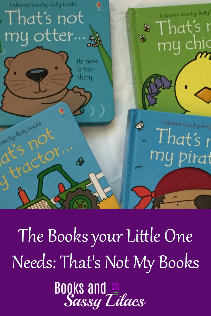 The Books your Little One Needs That's Not My Books