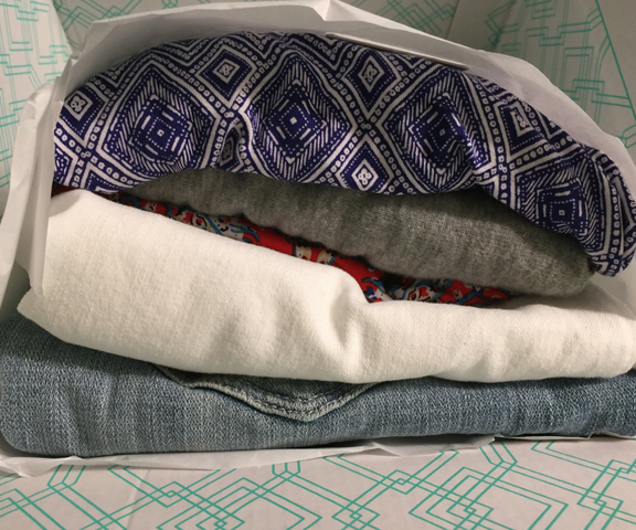 Stitch Fix April 2018 Open