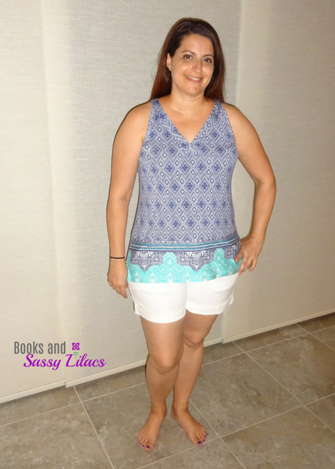 Stitch Fix Outfit 3 April 2018