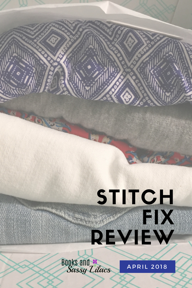 Stitch Fix Review April 2018
