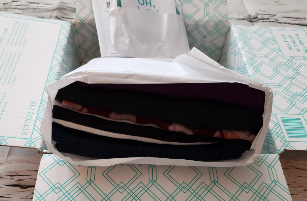 Stitch Fix Review September 2018 Package