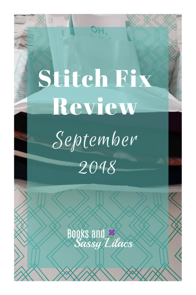 Stitch Fix Review September 2018 It's been a while and I was ready for another Stitch Fix!  My request was something I could wear for our holiday photos and fall items. #Clothes #Shopping #StitchFix #SubscriptionBoxes