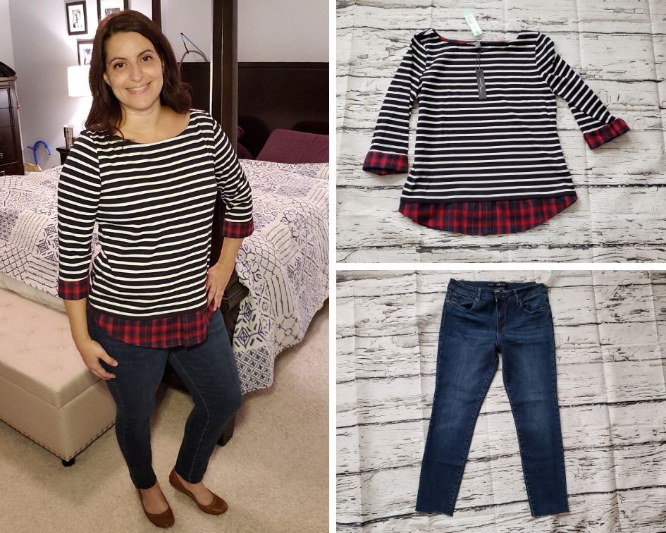 September 2018 Stitch Fix Outfit 2