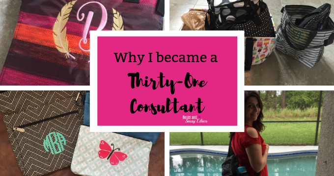 Why I became a Thirty-One Consultant