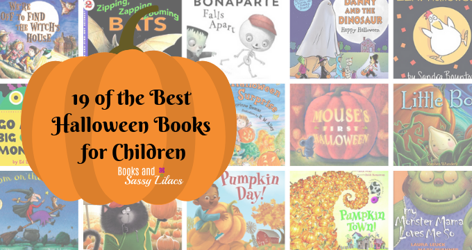 19 of the Best Halloween Books for Children
