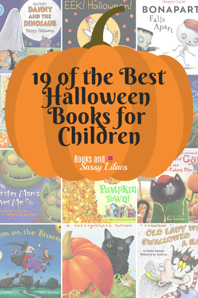 19 of the Best Halloween Books for Children #Books #children'sbooks #Library #Lists #bookshelf #trickortreat #monsters #witches #skeletons #parents #readtokids #reading #ToRead #besthalloweenbook #booksforhalloween #booksforgirls #halloweenstorybooks #baby'sfirsthalloweenbooks #toddlerbooks #popularhalloweenbooks #halloweenbooks #kidsbooksforboys #booksforbabyshower #topkidsbooks #bestbooksforchildren #classichalloweenbooks #bookstoreadtochildren #goodKidbooks