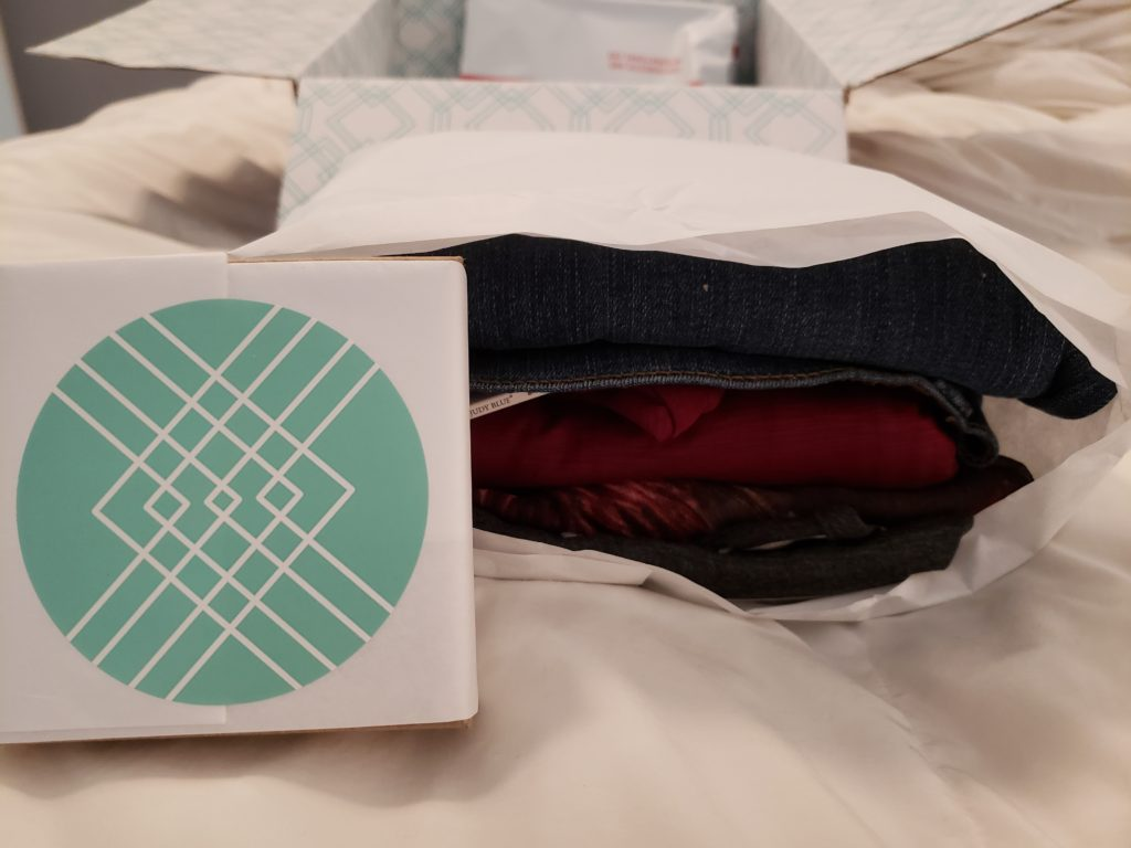 Stitch Fix Review October 2018 Package