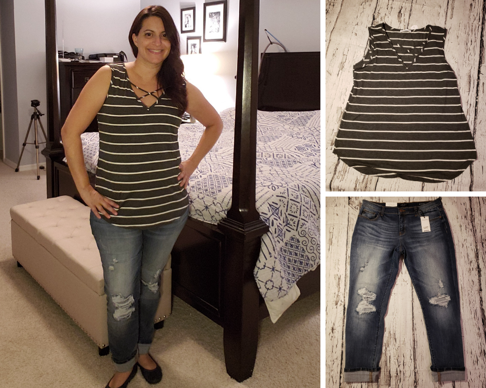 Stitch Fix October 2018 Outfit 2
