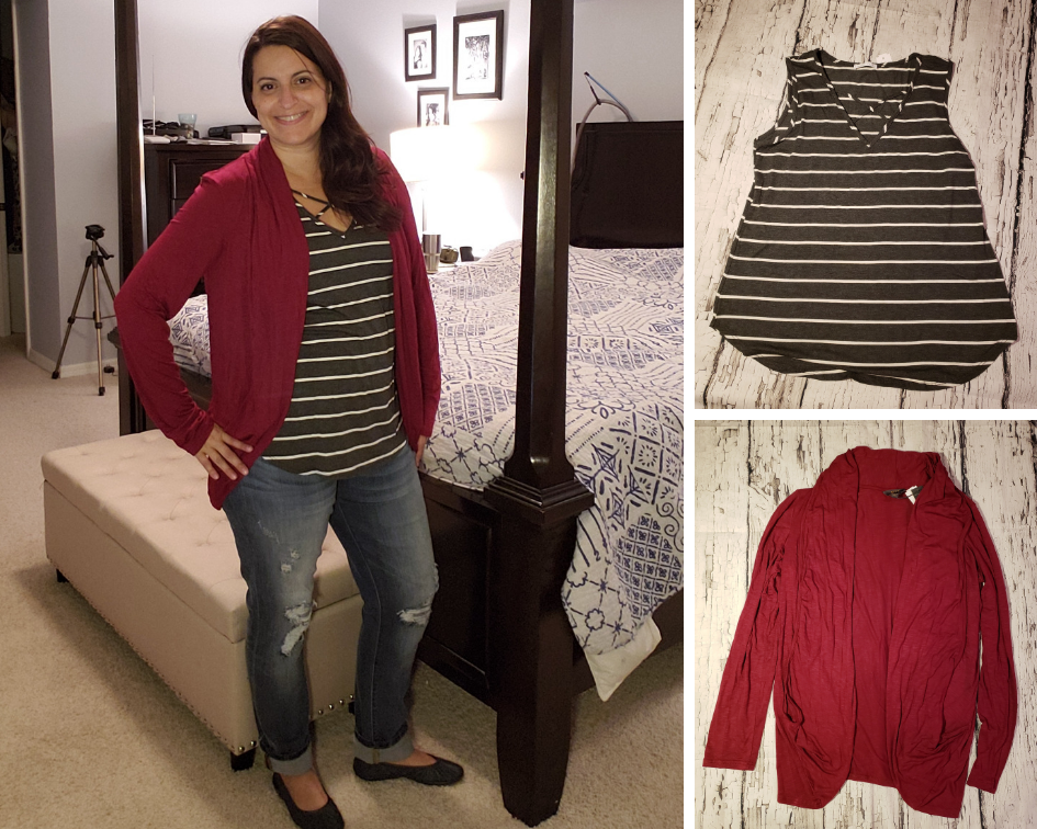 Stitch Fix October 2018 Outfit 3
