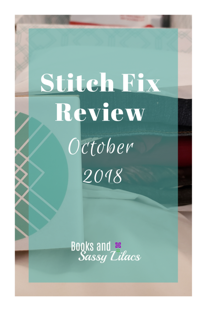 Stitch Fix Review October 2018 #stitchfix #outfits #fall2018 #october #winter