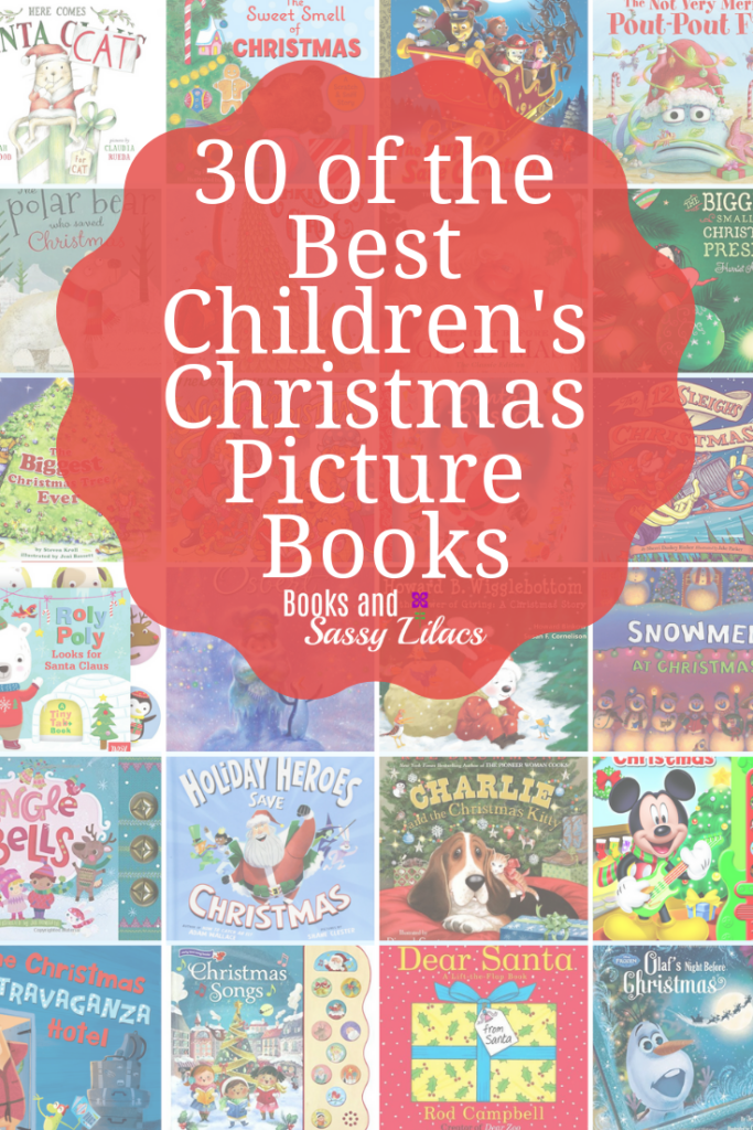 30 of the Best Children's Christmas Picture Books
