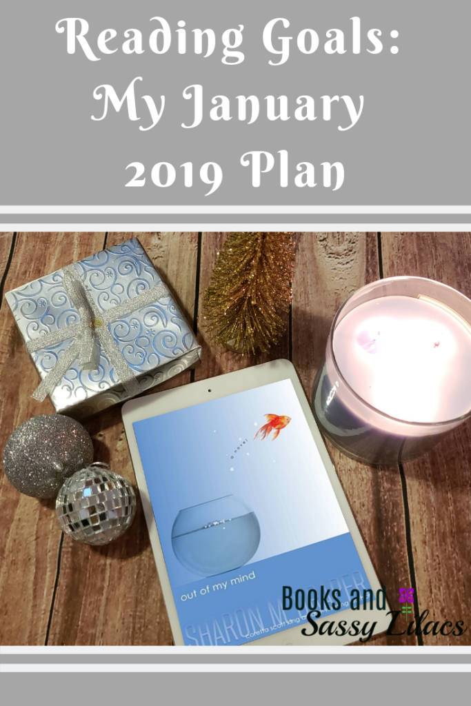 Reading Goals: My January 2019 Plan