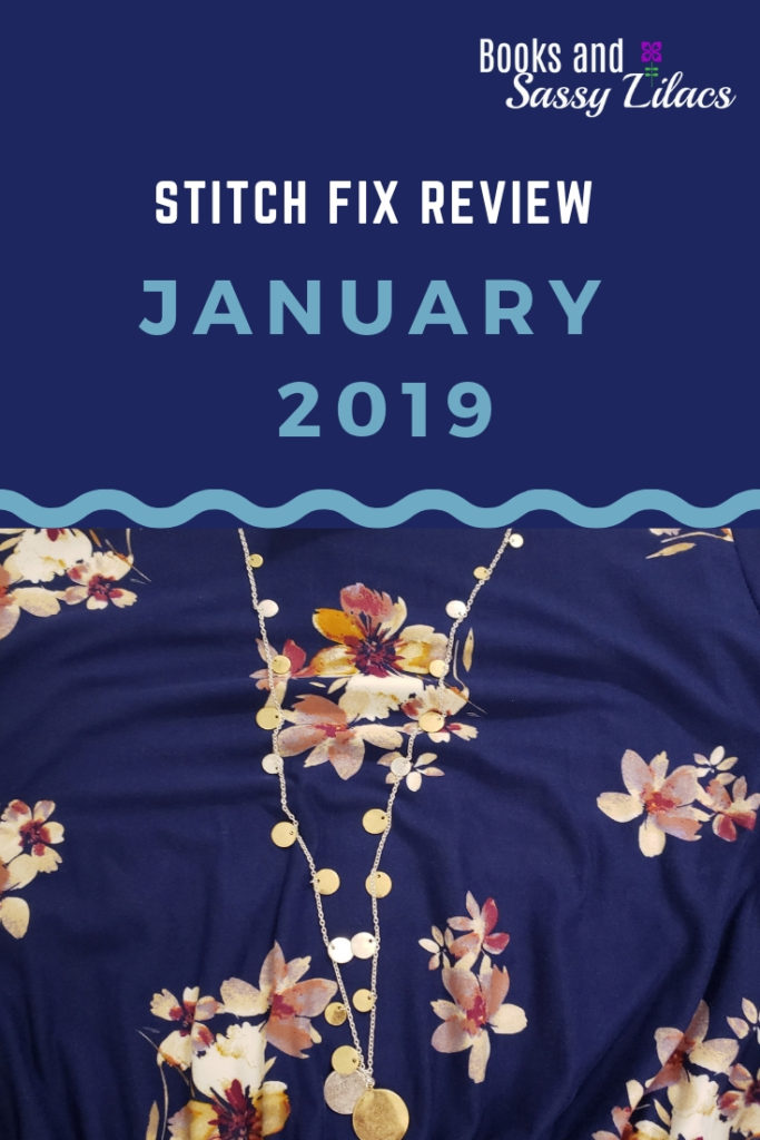 Stitch Fix Review January 2019