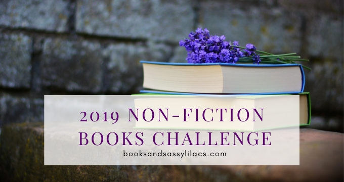 2019 Non-Fiction Books Challenge