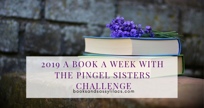 2019 A Book A Week with the Pingel Sisters Challenge