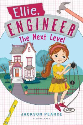 Ellie Engineer The Next Level by Jackson Pearce Book Cover