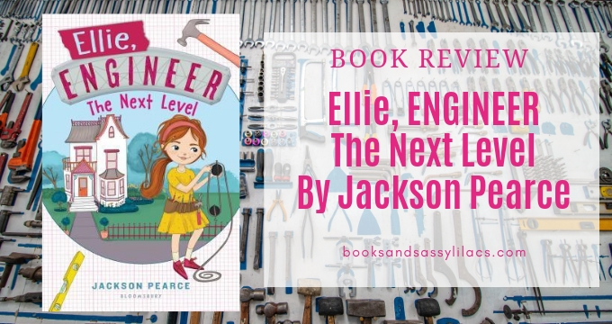 Ellie Engineer The Next Level by Jackson Pearce