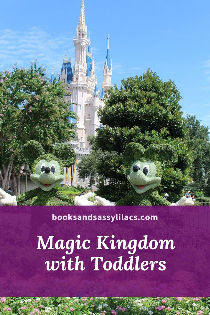 Magic Kingdom with Toddlers #Disney #Toddlers #MagicKingdom