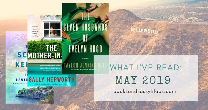 What I've Read: May 2019