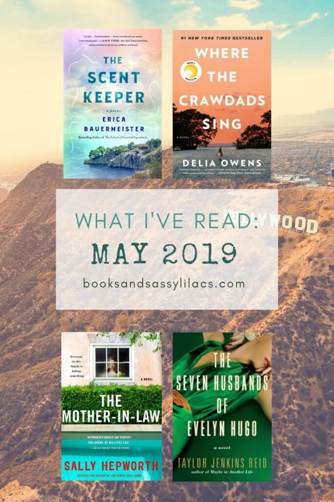 What I've Read May 2019