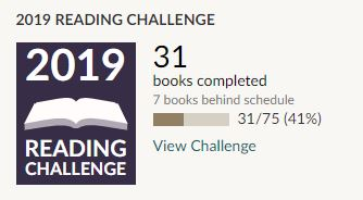 Goodreads June Goal