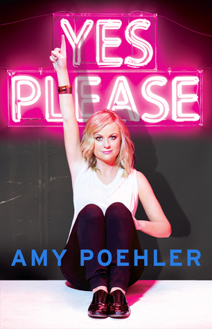 Yes Please by Amy Poehler Cover Photo